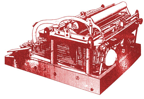 QWERTY – Maskinen i spøgelset…