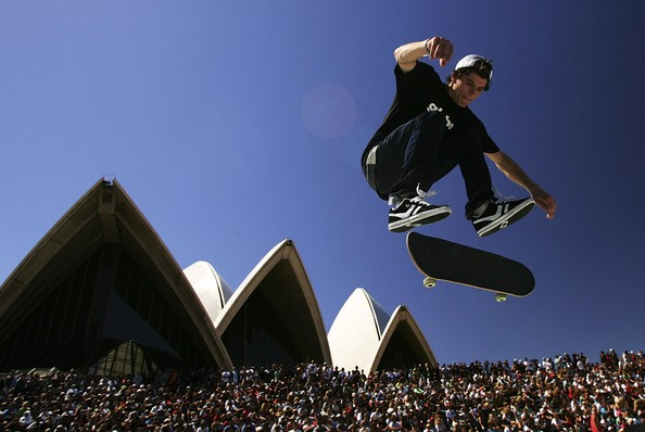 A Skateboarder's Guide to Architecture, or an Architect's Guide to Skateboarding