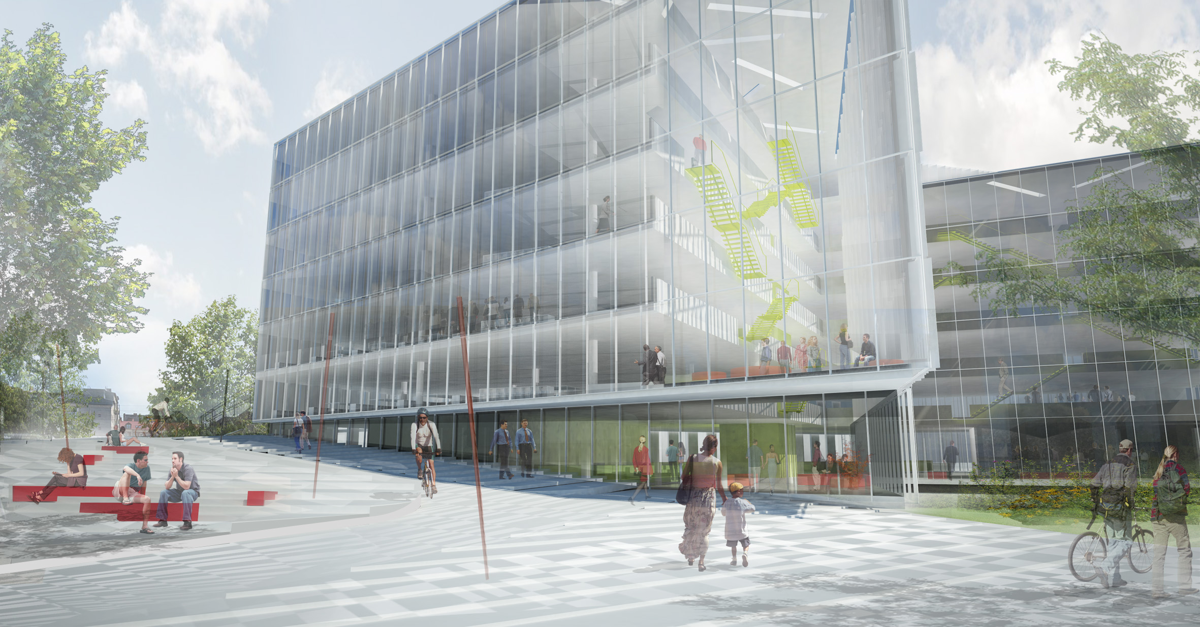 Christensen & Co vinder Rådhuset i Lund
