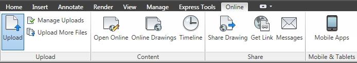 Autocad WS – endelig lidt Real-Time software!