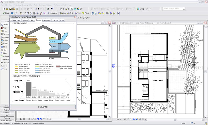 Design Performance Viewer til REVIT [Beta]