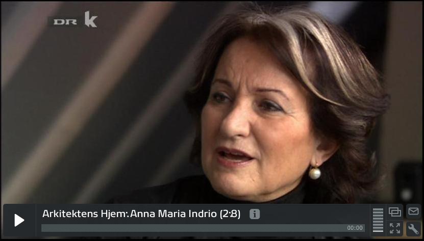 Arkitektens hjem #2 – Anna Maria Indrio
