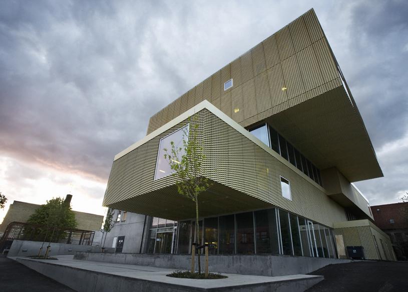 Kulturhus i Nordvest [COBE+Transform]