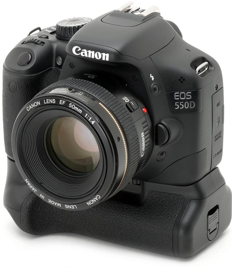 Canon 550D blev mit nye kamera [billed & film]