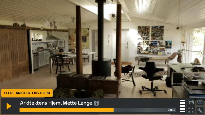 Arkitektens Hjem #14 – Mette Lange